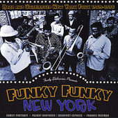 Funky Funky New York by Various Artists
