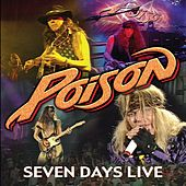 Seven Days Live by Poison