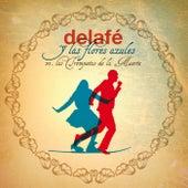 vs. Las trompetas de la muerte de Delafe y las flores azules