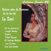 Cultura Jonda XXII. Quince años de flamenco en la voz de La Susi de Susi