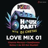 MTV Beats House Party Love Mix 01 (DJ Chetas) by DJ Chetas