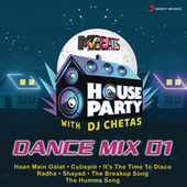 MTV Beats House Party Dance Mix 01 (DJ Chetas) by DJ Chetas