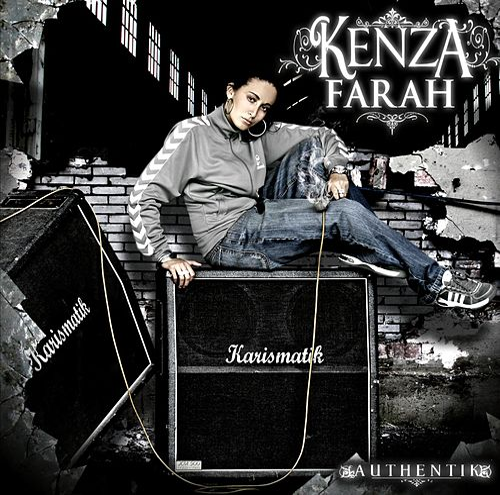 album kenza farah authentik