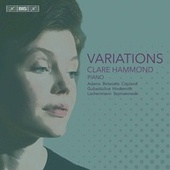 Variations by Clare Hammond