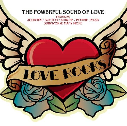 Love Rocks von Various Artists