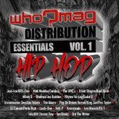 WHO?MAG Distribution Essentials, Vol. 1: Hip Hop von Various Artists