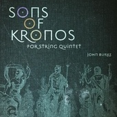 Sons of Kronos de John Burke