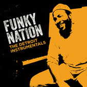 Funky Nation: The Detroit Instrumentals de Marvin Gaye