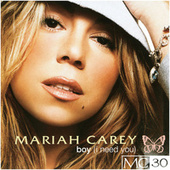 Boy (I Need You) - EP by Mariah Carey
