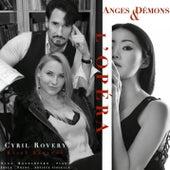 Anges et Démons à l'Opéra von Cyril Rovery