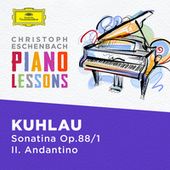 Kuhlau: Sonatina in C Major, Op. 88 No. 1: II. Andantino de Christoph Eschenbach