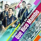 Que Rico Mambo by Nahui Cuarteto De Saxofones