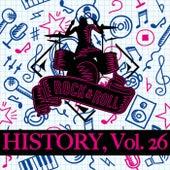 Rock & Roll History, Vol. 26 de Various Artists