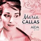 María Callas. Aída de Verdi von Various Artists