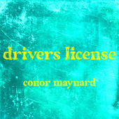 drivers license by Conor Maynard
