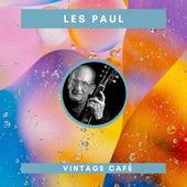 Les Paul - Vintage Cafè de Les Paul