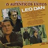 15 Auténticos Éxitos Leo Dan de Leo Dan
