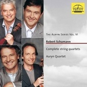 The Auryn Series, Vol. 6 von Auryn-Quartet