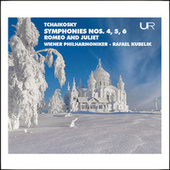 Tchaikovsky: Symphonies Nos. 4-6 & Romeo and Juliet, TH 42 by Rafael Kubelik