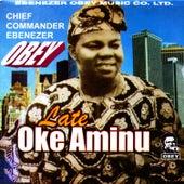Late Oke Aminu by Ebenezer Obey
