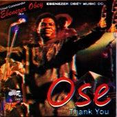 Ose (Thank You) by Ebenezer Obey
