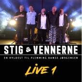 Stig & Vennerne LIVE 1 fra Stig