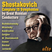 Shostakovich: The Complete Symphonies by Great Russian Conductors by Various Artists