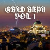 Grad repa vol.1 de Various Artists