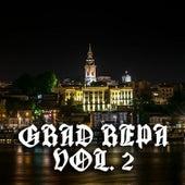 Grad repa vol.2 de Various Artists