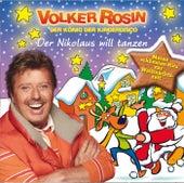 Der Nikolaus will tanzen von Volker Rosin