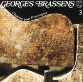 Chanson Pour L'Auvergnat Vol 3 de Georges Brassens