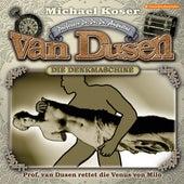 Folge 26: Professor van Dusen rettet die Venus von Milo von Professor Dr. Dr. Dr. Augustus van Dusen