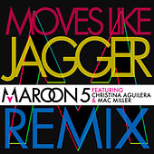 Moves Like Jagger de Maroon 5
