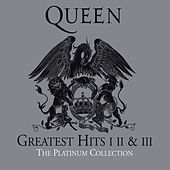 The Platinum Collection de Queen