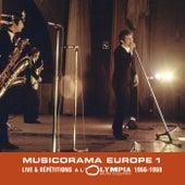 Live Et Répétitions 1966-1969 de Eddy Mitchell