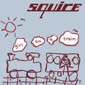 Girl on a Train von Squire