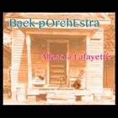 Allons À Lafayette by Back pOrchEstra