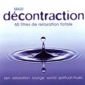 Maxi décontraction (60 titres de relaxation totale) de Various Artists