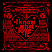I Know What Love Is (Because of You) di Keith Goodwin, Zac Brown, Jason Mraz & KT Tunstall