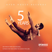 5 Years of Open House Records by Various Artists