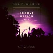 Groove Nation (The Deep-House Edition), Vol. 2 de Various Artists