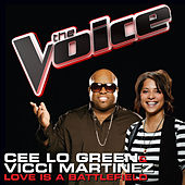 Love Is A Battlefield (The Voice Performance) de CeeLo Green