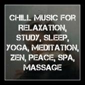 Chill Music for Relaxation, Study, Sleep, Yoga, Meditation, Zen, Peace, Spa, Massage von Various Artists