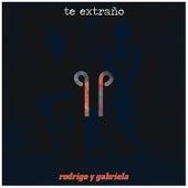 Te Extraño (Miss You) (Tribute to Armando Manzanero) by Rodrigo Y Gabriela