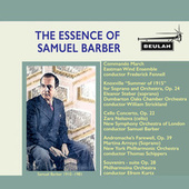 The Essence of Samuel Barber von Various Artists