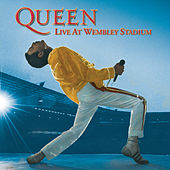 Live At Wembley Stadium von Queen
