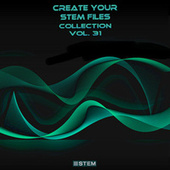 Create Your Stem Files Collection, Vol. 31 (Instrumental Versions And Tracks With Separate Sounds) de Express Groove