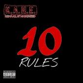 10 RULES de K.A.N.E.