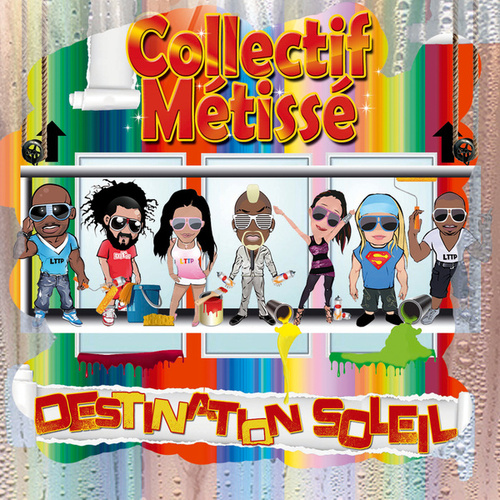album collectif metisse destination soleil