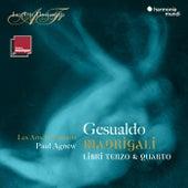 Gesualdo: Madrigali, Libri terzo & quarto by Les Arts Florissants